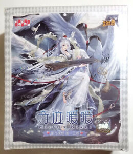 Miracle-Love-Nikki-Bookmark-Trading-Card-Part-9-SEALED-BOX-of-30-Packs