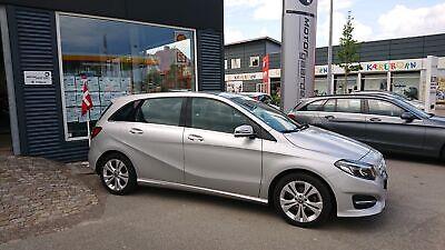 salg af Mercedes B200 d 2,2 Business aut. - 2018