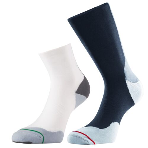 1000 Mile Fusion Running Sock Padded & Double Layer