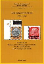 Generalgouvernement - 1939-45 - Handbuch der Marken... (Jungjohann/Schweizer)