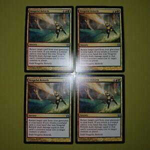 Vengeful-Rebirth-x4-Commander-4x-Playset-Magic-the-Gathering-MTG