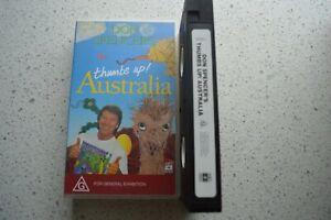 DON-SPENCER-THUMBS-UP-AUSTRALIA-RARE-AUSTRALIAN-PAL-VHS-VIDEO-ABC-FOR-KIDS