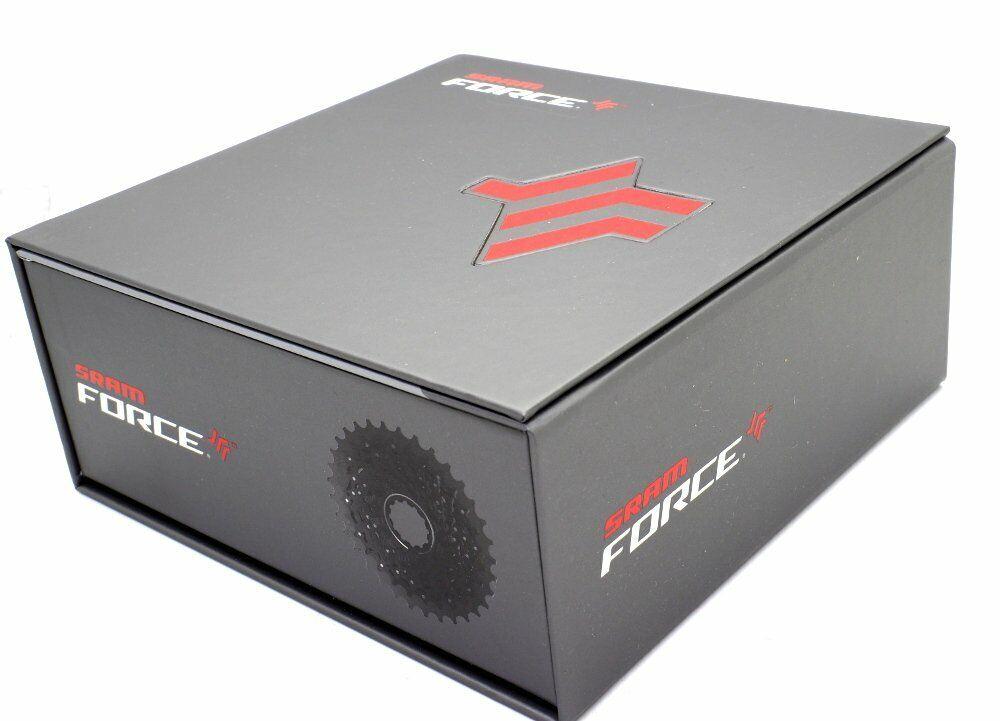 SRAM FORCE AXS 12 velocidad XG-1270 10-28T Cassette, Nuevo En Caja