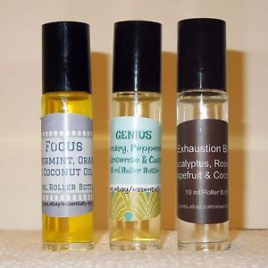 Image is loading School-Time-Essential-Oil-Blend-Combo-Pack-Save- 413913c0e67a