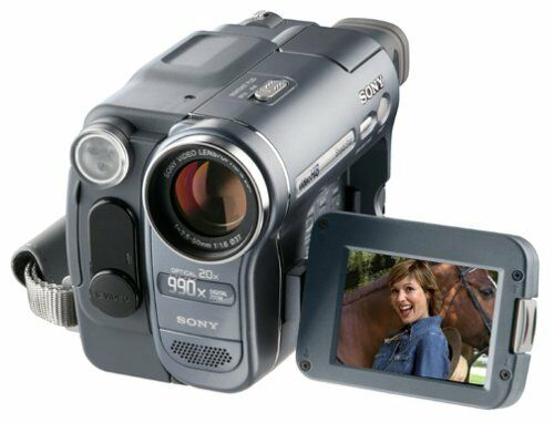 Sony Hi8 Camcorder 8mm Video Player CCD-TRV328 Sony Handycam Hi8 Video Player