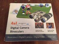4 In 1 Digital Camera / Binocular / Video / Web Cam Mini Gadgets Model Lx10