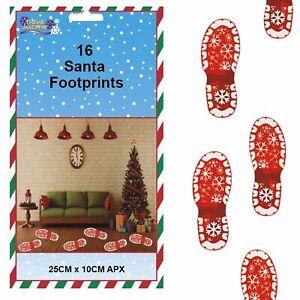 16-impronte-Babbo-Natale-Babbo-Natale-alla-vigilia-Trail-modelli-piedi-Cut-Out-55770