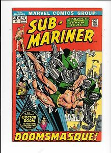 Sub-Mariner-47-March-1972-Dr-Doom