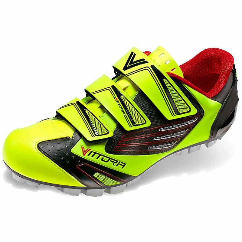 Italian Mountain Bike shoes Size Eu 39, U.S. Ladies 8.5 by Vittoria New in Box