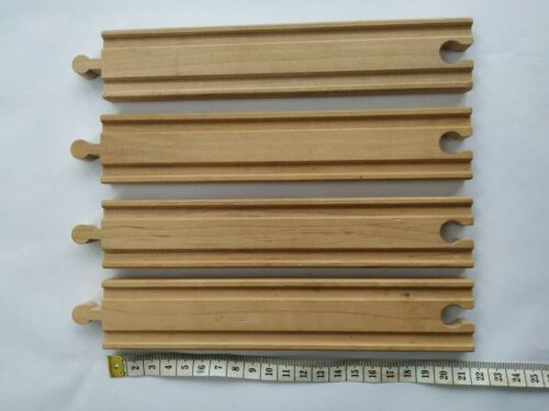 Combination Brio Big Jigs Thomas Wooden train track Select you track type
