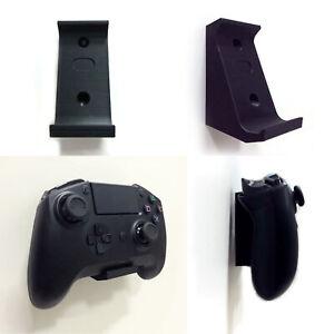 Bastidor de montaje en pared Soporte de soporte para controlador de juegos Inalámbrico Razer Raiju PS4