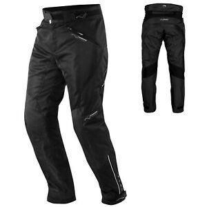 CE-Armour-Mesh-Summer-Textile-Trouser-Motorbike-Motorcycle-Pants