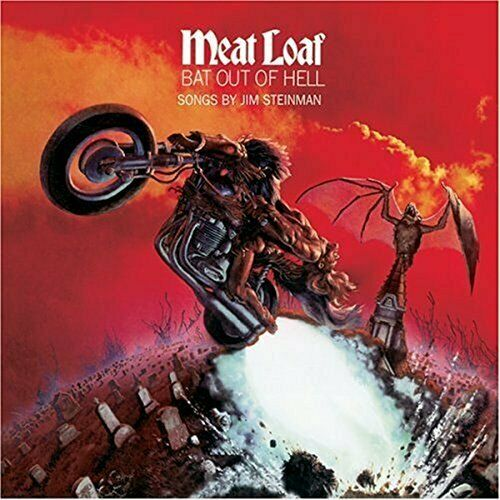 Meat Loaf-Bat Out Of Hell (UK IMPORT) VINYL NEW