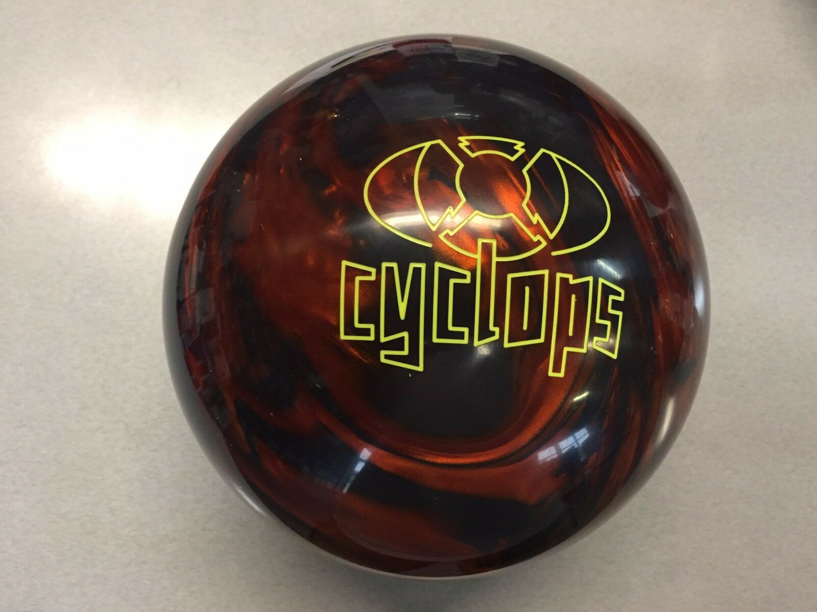 Radical Cyclops  bowling ball  16 LB. NEW IN BOX    1ST QUALITY