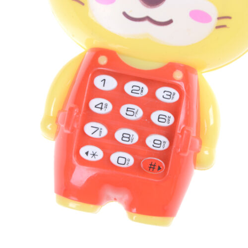 Cartoon Music Phone Baby Toys  Educational Learning Toy Phone Gift for Kids S6
