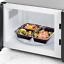 Repas-Preparation-Nourriture-Conteneurs-Boite-Dejeuner-Couvercles-Reutilisable miniature 6
