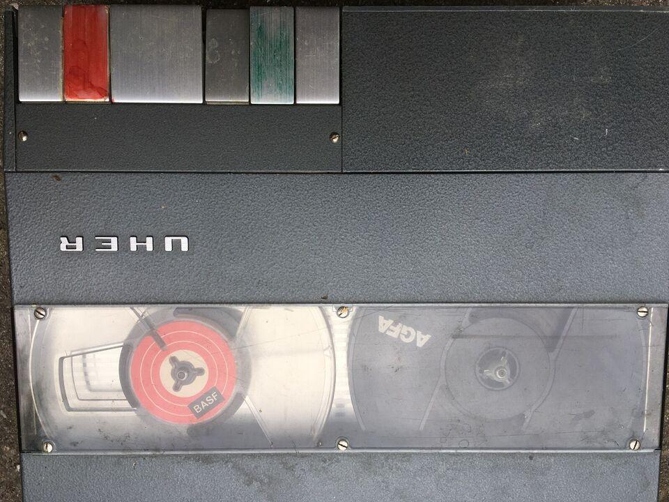 Spolebåndoptager, Andet, UHER 4200 Report Stereo