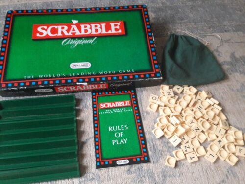 Plastic Letters Racks Spares or Replacements Original Scrabble Parts