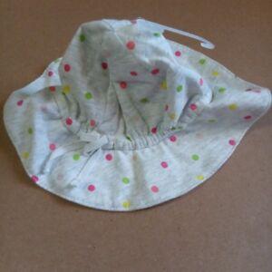 2d636a01d05 Image is loading Baby-Gap-Girls-Sun-Bucket-Hat-Size-3-