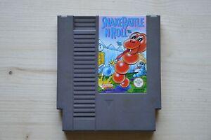 NES-Snake-Rattle-039-N-ROLL-pour-Nintendo-NES