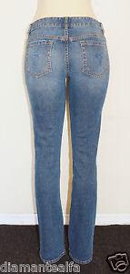 stivale a da blu donna con Jeans lavaggio Guess 27 Sz antico taglio 1RXq5Ynp