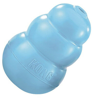 Kong Puppy Strong Rubber Dog Treat Chew Toy Healthy Teething Small Medium Large