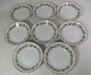 Noritake-Glenleaf-6660-Set-of-8-Fruit-Dessert-Bowls