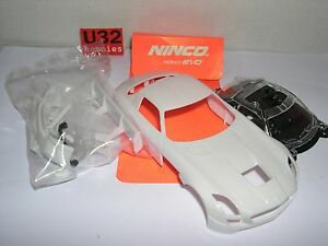 Belle Ninco Prorace Evo 80897 Carroceria Completa Mercedes Sls Kit White Mb