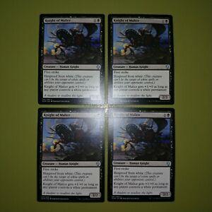 Knight-of-Malice-x4-Dominaria-4x-Playset-Magic-the-Gathering-MTG