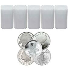 Generic Silver 1 oz Round | Direct From Mint | Lot of 100