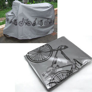 Bike-Bicycle-Cycling-Rain-Dust-Protector-Cover-Waterproof-Protection-Garage-New