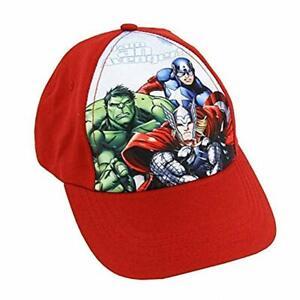 Marvel Avengers Childrens Cap
