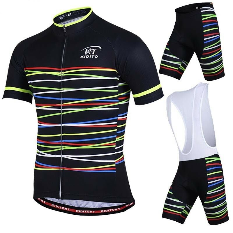 Cycling Jersey Set Pro Bicycle Wear MTB Cycling Clothing Summer Sports Clothes