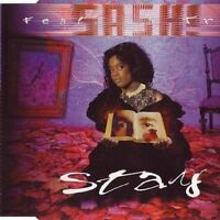 Sash! Stay (1997, feat. La Trec) [Maxi-CD]