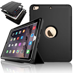 360-Protective-Case-For-iPad-6th-Gen-9-7-2018-Shockproof-Tough-Armor-Hard-Shell