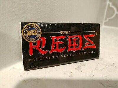 608 8mm Bones Bearings 8 pack Super  REDS Bearings