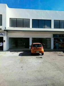 Locales comerciales ubicados en la Col. México