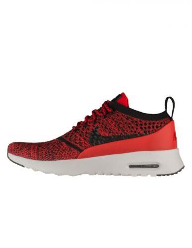Air Max University Ultra Fk Corsa Nike 881175 Scarpe Rosso 601 Da Thea Donna O5xYFqw
