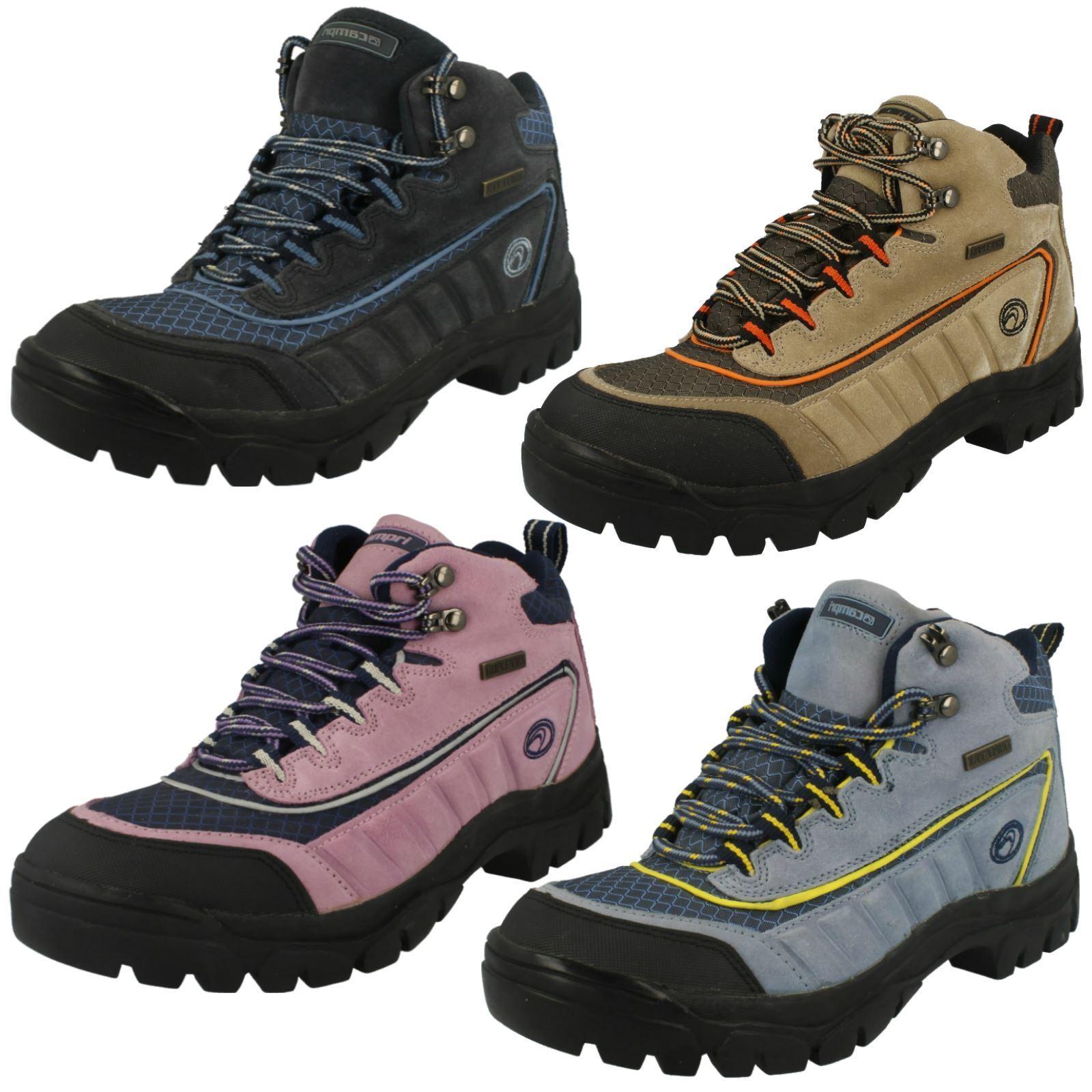 Campri Ladies Hiking Boots - Shazney
