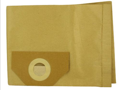 pour Karcher WD3.500P E26 aspirateur sac à poussière pack de 5