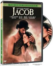 SEALED - Jacob DVD NEW The Bible Collection GREEN CASE Matthew Modine BRAND NEW