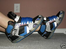 Osiris NYC 83 sz 12 Skate Shoes DC Sb Bronx Skateboard 11 justin bieber hi tops