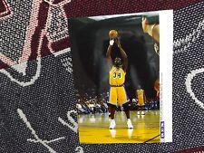 "8"" X 6"" foto de agencia de prensa-Shaquille O 'Neal-LA Lakers baloncesto 1997"