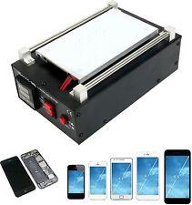 Dahylia Screen Separator 8-inch Touchable Screen Digitizer Removal Built-in Pump Vacuum Separator Screen Repair Machine for 7 Inch and Below