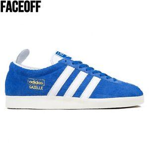 adidas Originals Gazelle Vintage Sneakers Fu9656 UK Size 10 / EU 44 2/3