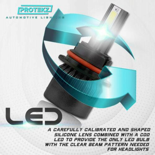 4PCS 9006+9005 450000LM LED Headlight Hi-Lo Beam Combo Car Kit 6000K 3000W Bulbs
