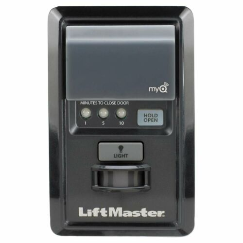 a Liftmaster 888LM Security 2.0 MyQ Wall Control Upgrades Previous Models 1998