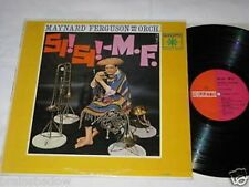 MAYNARD FERGUSON si! si! m.f. LP Roulette Rec. US 1962 JAZZ