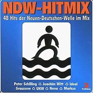 NDW-Hitmix-1997-Nena-Hubert-Kah-Markus-Paso-Doble-UKW-Peter-Schill-CD