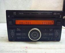 11 12 Nissan Cube Radio Cd Mp3 Player 28185-1FC0D CY02G  BK213